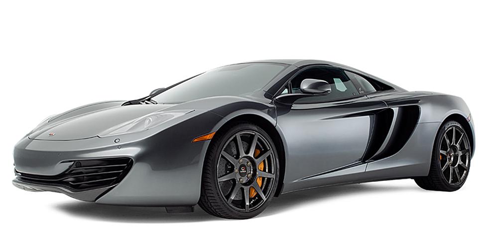 La McLaren MP4 12C fait logiquement partie des modèles pour lesquels Carbon Revolution a développé la CR9.