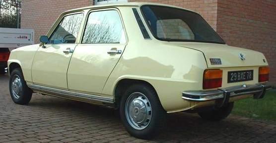 La Renault Siete, une Renault 5 devenue 7 par la 'grâce' d'un coffre sac à dois greffé à la place du hayon