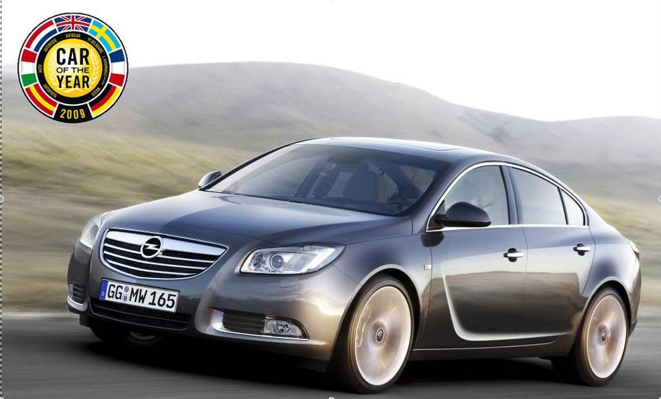 Elue voiture de l'année 2009, l'Opel Insignia n'a pas attendu la Peugeot 508 pour faire sa place.
