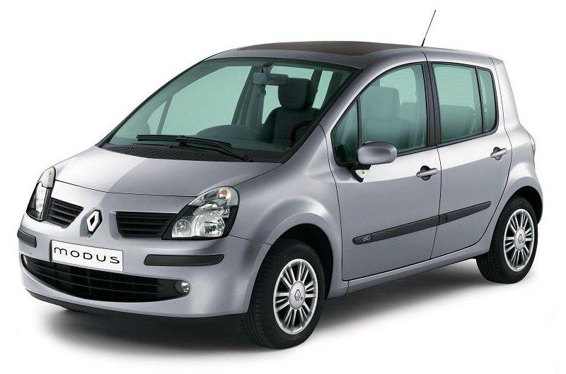 Le Renault Modus passe par 'pertes et pas de profits'