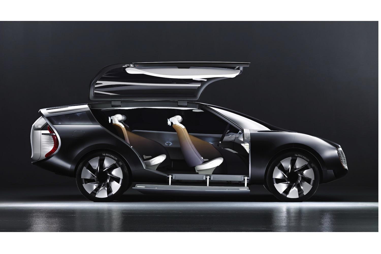 L'Ondelios, en 2008, ébauchait déjà cette évolution du monospace vers le SUV premium