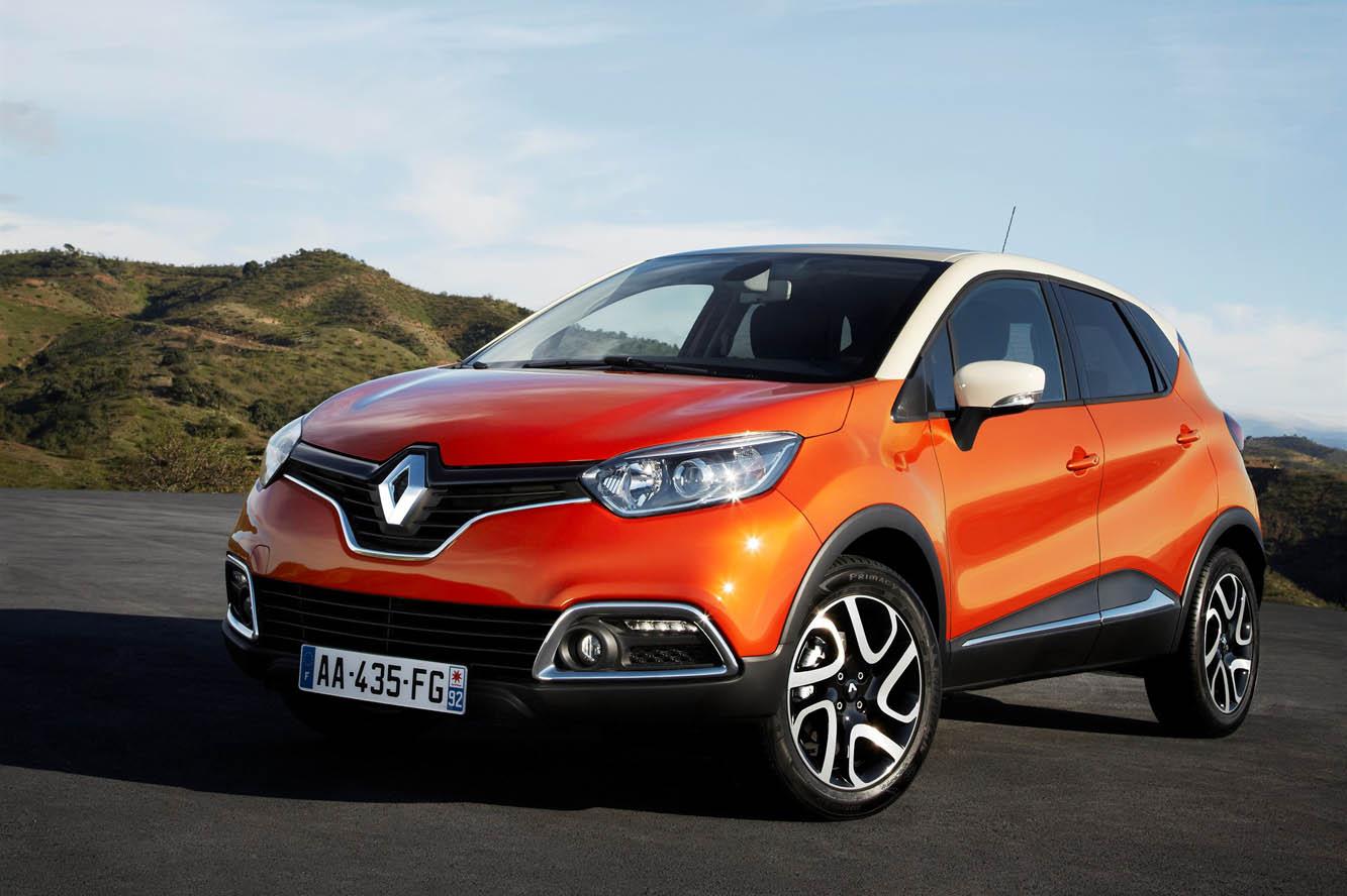 Le Renault Captur