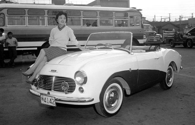 Les futures Datsun ne seront pas aussi craquantes que ce cabriolet d'époque