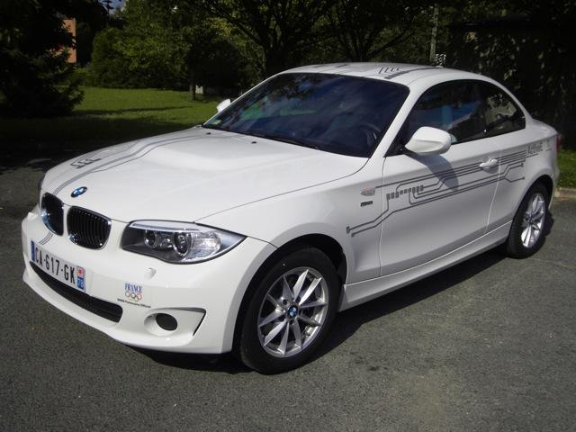 C'est un prototype très abouti que livre BMW à des clients triés sur le volet