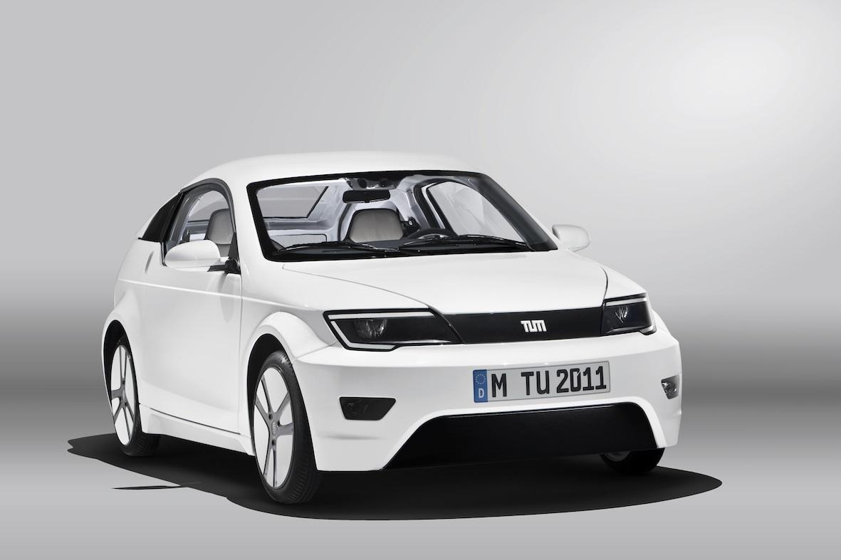 On ne paisante plus avec la TUM Vision, projet piloté par BMW et nombre d'équipementiers allemands. Même Mercedes et Audi ont apporté leurs contributions