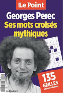GEORGES PEREC - SES MOTS CROISÉS MYTHIQUES