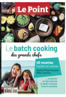 Le batch cooking des grands chefs