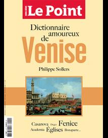 Le Point HS : Dictionnaire amoureux de Venise