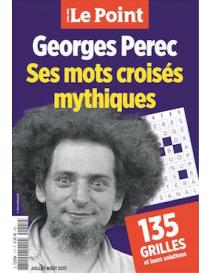 Le Point HS : GEORGES PEREC - SES MOTS CROISÉS MYTHIQUES