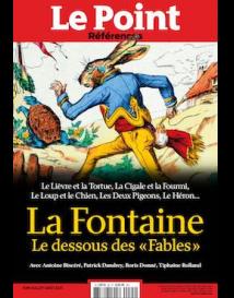 """Le Point HS : La Fontaine - Le dessous des """"Fables"""""""