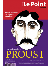 Le Point HS : Le grand monde de Proust