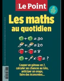 Le Point HS : Les Maths au quotidien
