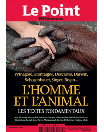 Le Point HS : L'HOMME ET L'ANIMAL