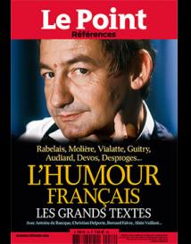 Le Point HS : L'humour français