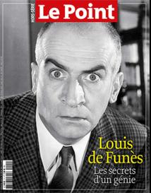 Le Point HS : Louis de Funès - Les secrets d'un génie