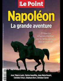 Le Point HS : Napoléon - La grande aventure