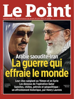 Couverture du Point N° 2338 du 29 juin 2017
