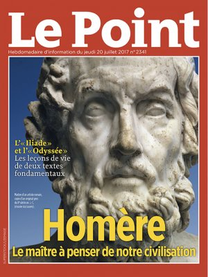 Couverture du Point N° 2341 du 20 juillet 2017