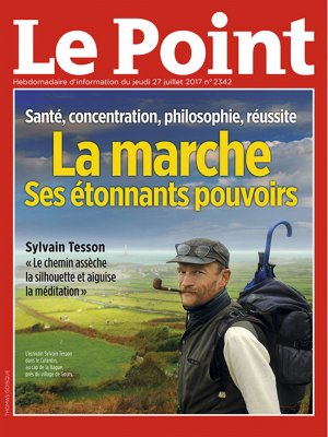 Couverture du Point N° 2342 du 27 juillet 2017