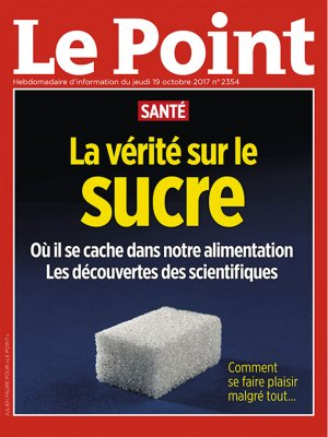 Couverture du Point N° 2354 du 19 octobre 2017