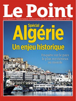Couverture du Point N° 2358 du 16 novembre 2017