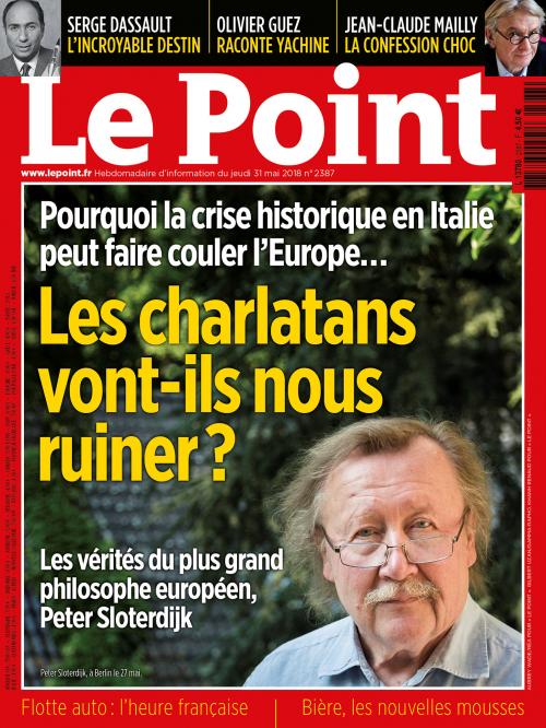 Europe : les charlatans vont-ils nous ruiner ?