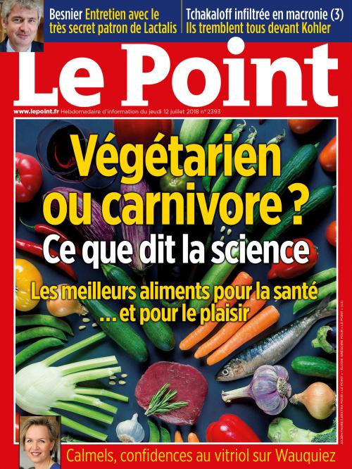 Végétarien ou carnivore?