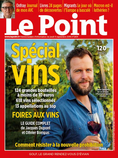 Exclusif : spécial vins, le guide complet de Jacques Dupont et Olivier Bompas