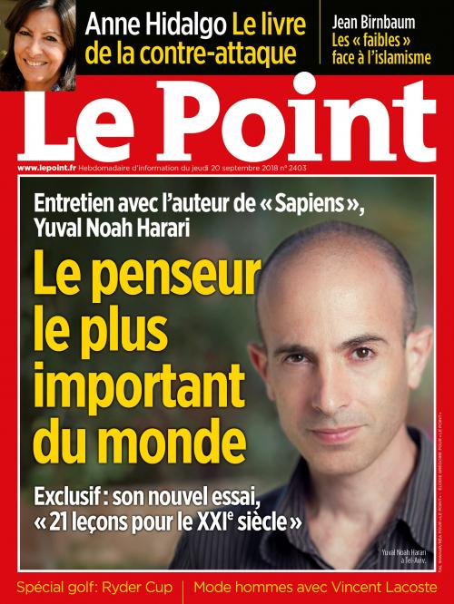 Exclusif : interview de Yuval Noah Harari, le penseur le plus important du monde