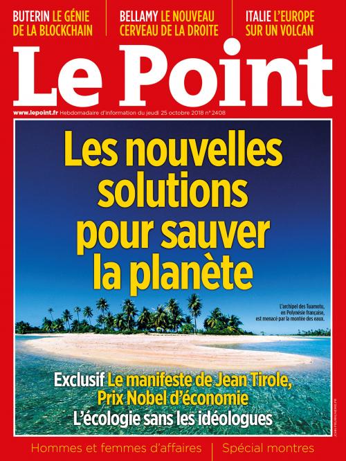 Les nouvelles solutions pour sauver la planète