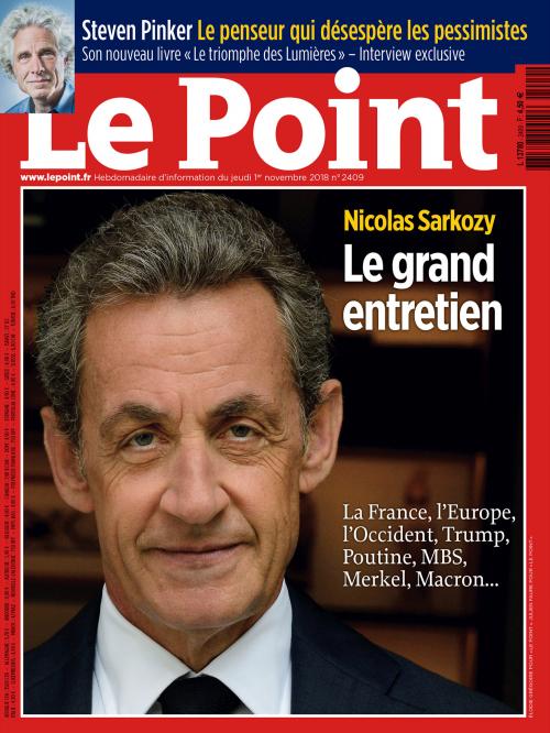 Exclusif : Nicolas Sarkozy, le grand entretien