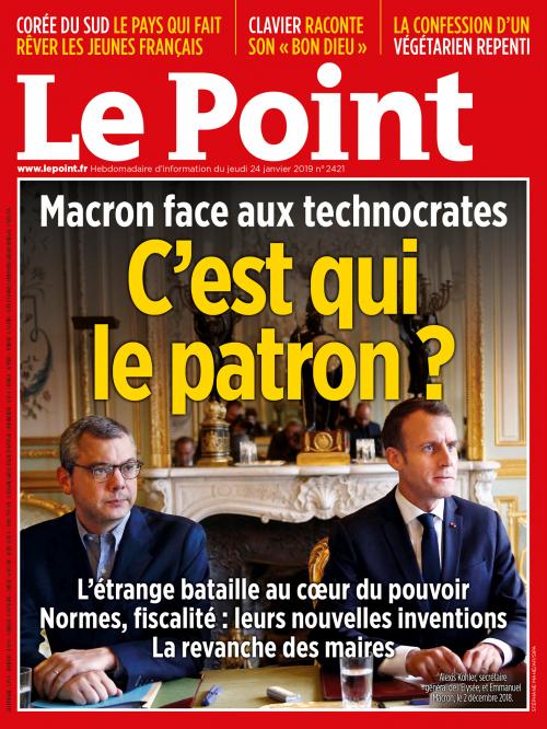 Macron face aux technocrates, c'est qui le patron ?