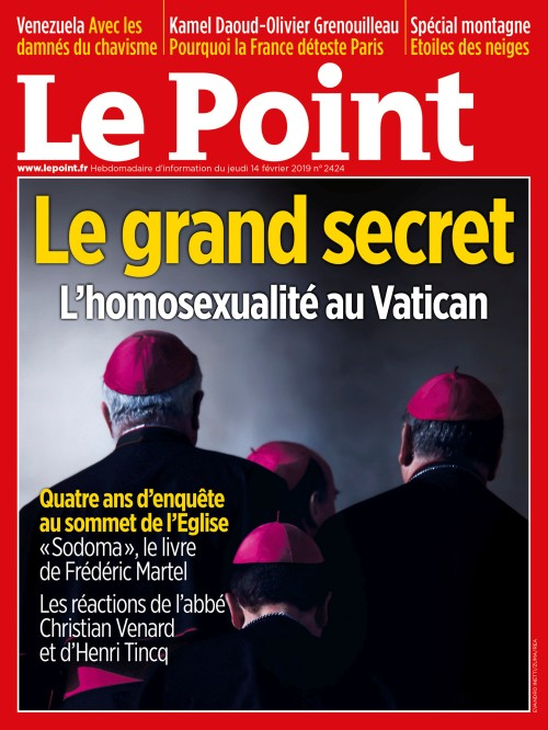 Exclusif : l'homosexualité au Vatican, le grand secret