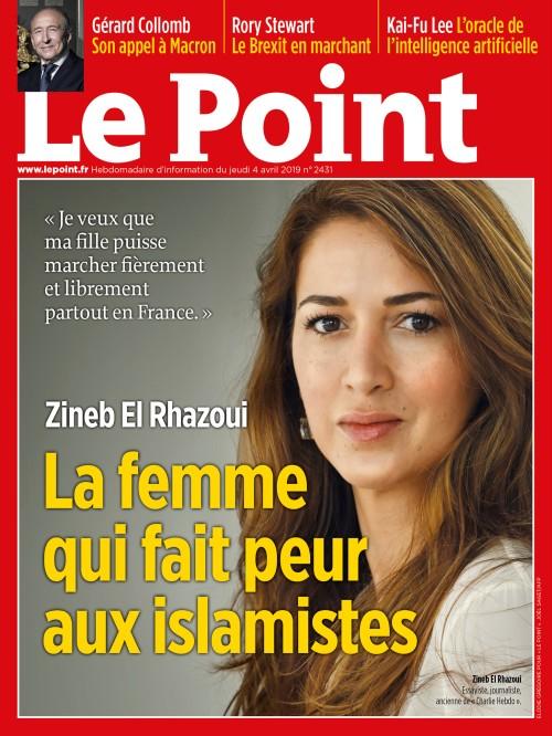Zineb El Rhazoui, la femme qui fait peur aux islamistes