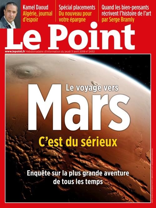Mars, la nouvelle conquête