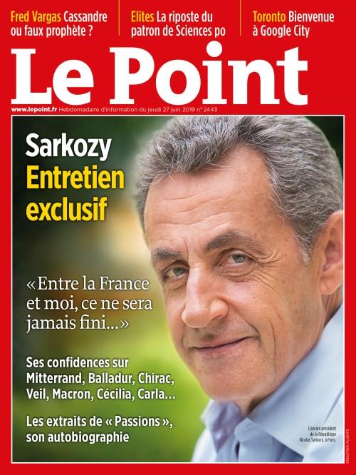Exclusif : entretien avec Nicolas Sarkozy