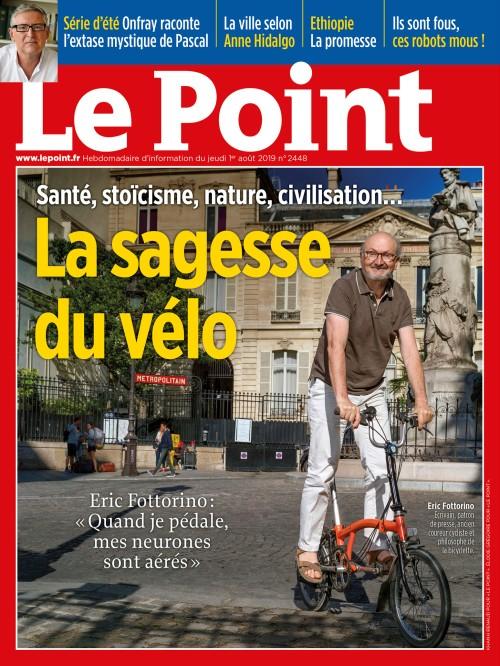 Santé, stoïcisme, nature, civilisation… la sagesse du vélo