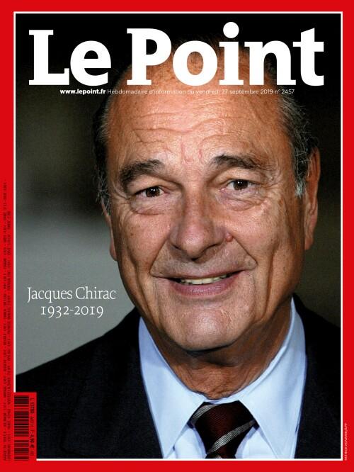 Jacques Chirac : 1932-2019, une vie française