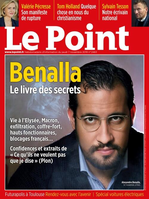 Alexandre Benalla livre ses secrets