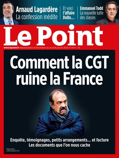 Comment la CGT ruine la France