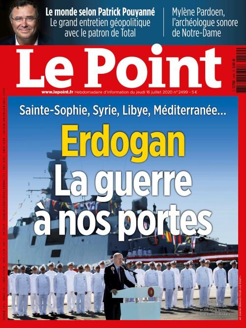 Sainte-Sophie, Syrie, Libye, Méditerranée…Erdogan, la guerre à nos portes