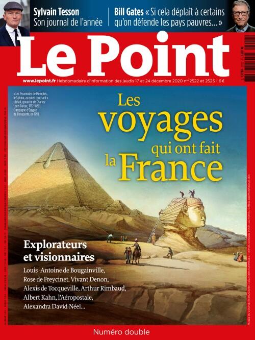 Les voyages qui ont fait la France