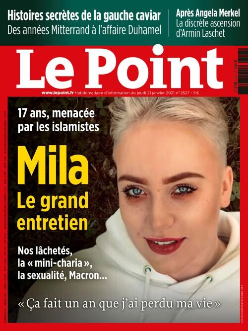 17 ans, menacée par les islamistes : Mila, le grand entretien