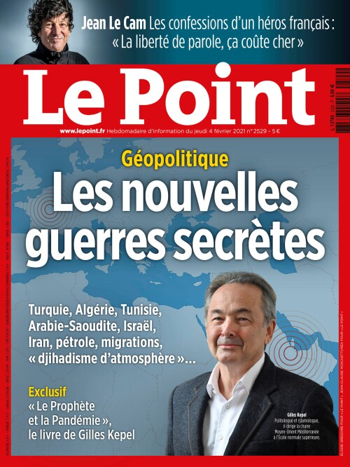 Géopolitique, interview de Gilles Kepel : les nouvelles guerres secrètes