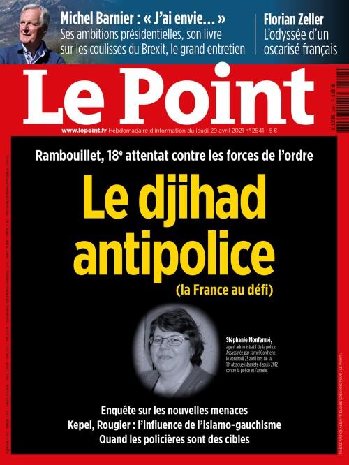 Le djihad antipolice : la France au défi