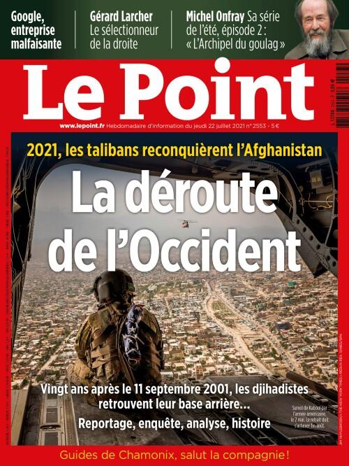 Afghanistan : la déroute de l'Occident