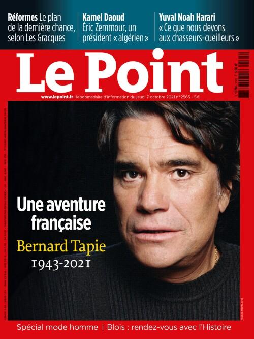 Bernard Tapie, une aventure française