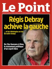 Régis Debray achève la gauche