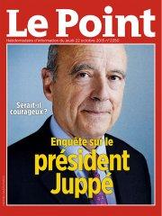 Enquête sur le président Juppé