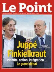 Juppé-Finkielkraut, le grand débat